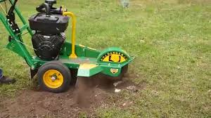 Tree Stump Grinder Harlow Berkshire